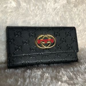 Gucci wallet 🚫auth